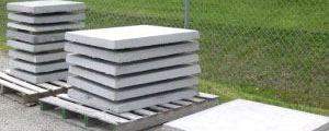 Tray and Box Slabs