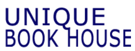 UNIQUE BOOK HOUSE... logo