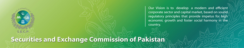 Securities & Exchange Commission of Pakistan LOGO