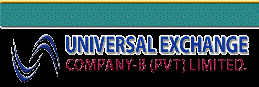 Universal Exchange ... logo