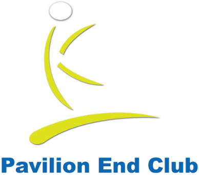 Pavilion End Club... logo