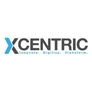 Xcentric Services... logo