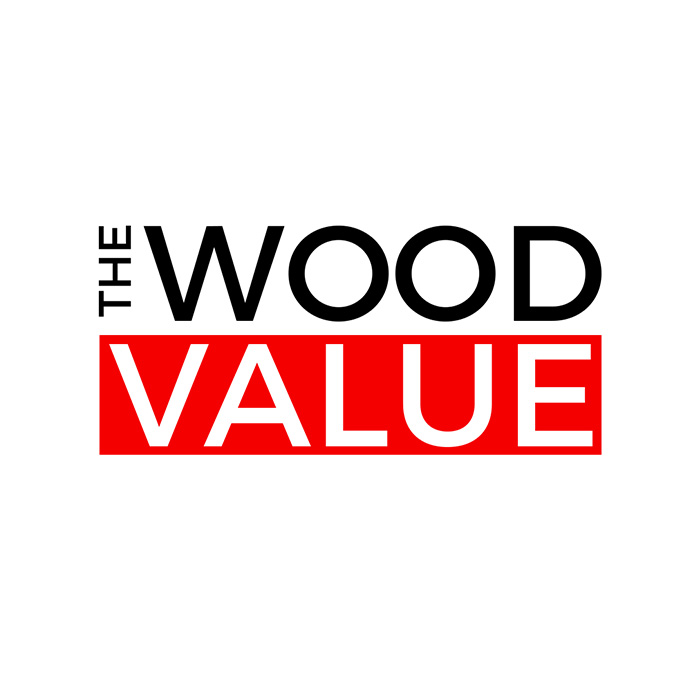 The Wood Value... logo