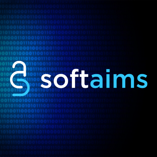 Soft Aims... logo